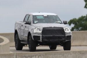 2023 Ford Ranger Raptor Drivetrain