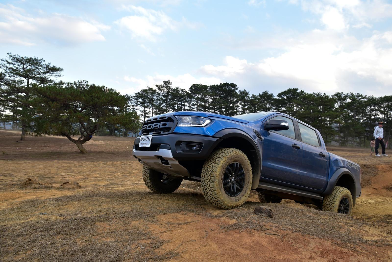 2023 Ford Ranger Raptor Engine