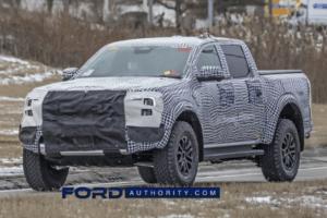 2023 Ford Ranger Raptor Interior