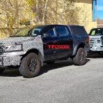 2023 Ford Ranger Raptor Wallpaper