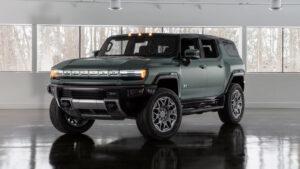 2023 GMC Hummer EV Wallpapers