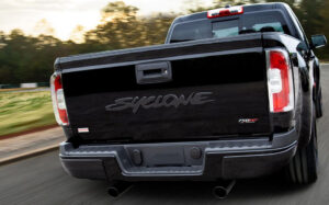 2023 GMC Syclone Pictures