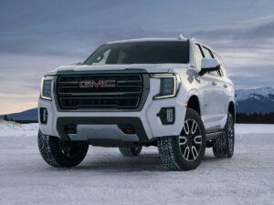 2023 GMC Yukon Concept