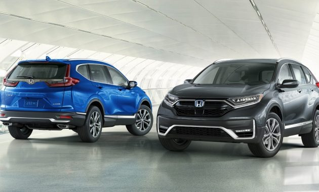 2023 Honda CRV Pictures