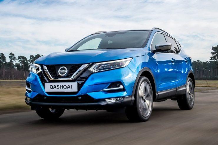 2023 Nissan Qashqai Spy Shots