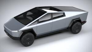 2023 Tesla Cybertruck Images