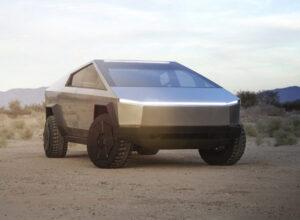2023 Tesla Cybertruck Powertrain