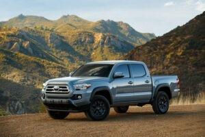 2023 Toyota Tacoma Exterior