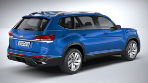2023 VW Atlas Exterior