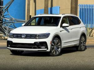 2023 VW Tiguan Redesign